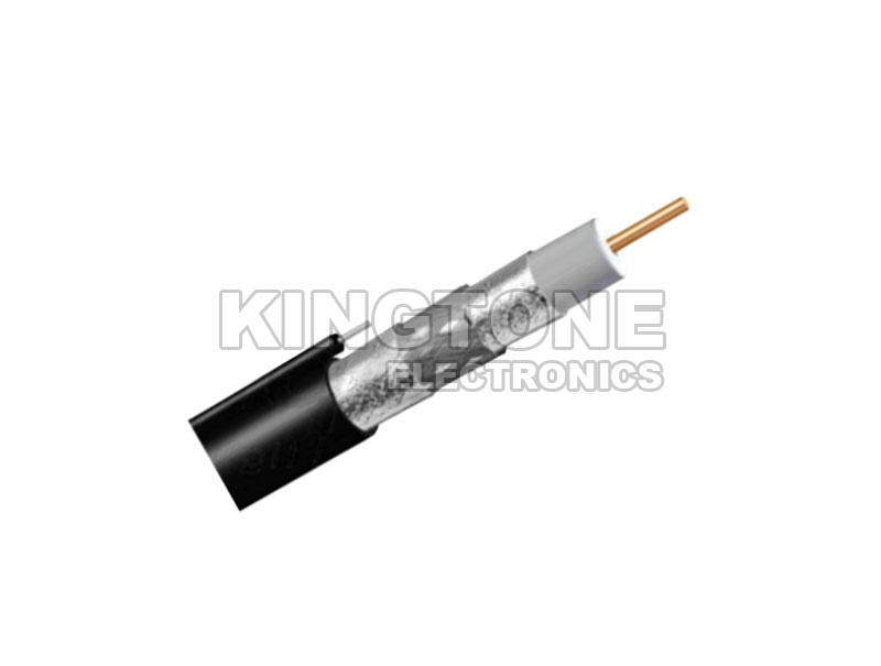 RG7 Tri 60% PE M 75 Ohm CATV coaxial Cable - China Wire and Cable ...